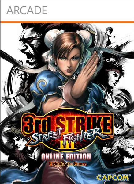 how to get street fighter 3rd strike on open emu